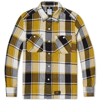 Wtaps Union 02 Shirt Mustard