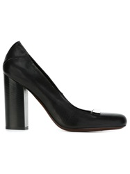 Cnc Costume National Costume National Chunky Heel Pumps Black