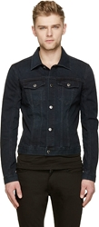 Blk Dnm Black Beekman Denim Jacket