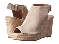 Kenneth Cole Olivia Cream Women's Wedge Shoes Beige