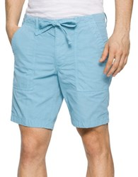Calvin Klein Jeans Relaxed Shorts Blue