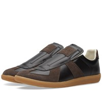 Maison Martin Margiela Maison Margiela 22 Slip On Replica Low Sneaker Black