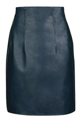 Unique Verloc Mini Skirt By Navy Blue