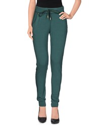 Met Miami Cocktail Trousers Casual Trousers Women Green
