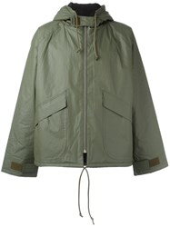 Yeezy Season 3 Waxed Anorak Green
