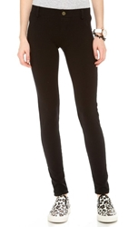 Solow Skinny Jean Leggings Black