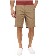 Quiksilver Everyday Union Stretch Chino Shorts Elmwood Men's Shorts Tan