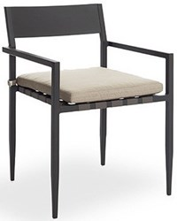 Harbour Outdoor Pier Stacking Dining Chair