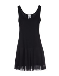 Edward Achour Dresses Short Dresses Women Black