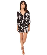 Billabong Freedom Island Dress Off Black Women's Dress