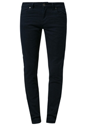 Farah Vintage The Drake Trousers Navy Dark Blue