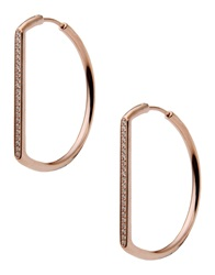 Emporio Armani Earrings Copper