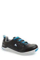 True Linkswear 'True Lyt Dry' Waterproof Golf Shoe Men Black