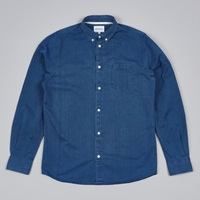 Norse Projects Anton Denim Shirt Bleached