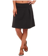 Mountain Hardwear Butterlicious Skirt Black Women's Skirt