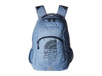 The North Face Haystack Faded Denim Cosmic Blue Backpack Bags