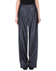 Akris Casual Pants Slate Blue