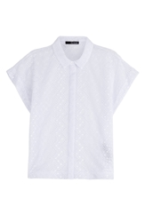 The Kooples Embroidered Blouse