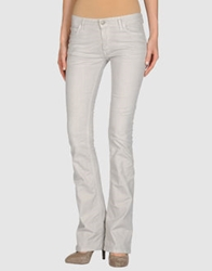 M.Grifoni Denim Denim Pants Light Grey