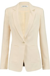 Elizabeth And James Jarough Crepe Blazer White