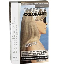 J.F.Lazartigue Colour Emulsion For Grey Hair In Blond 60Ml