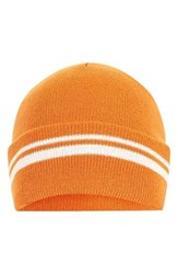 Topshop Women's Stripe Knit Beanie