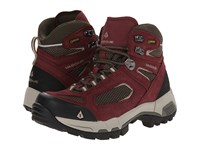 Vasque Breeze 2.0 Gtx Red Mahogany Black Olive Women's Hiking Boots Brown
