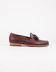 G.H. Bass And Co. Pull Up Loafers Brown