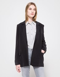 Equipment Mitchell Blazer In True Black
