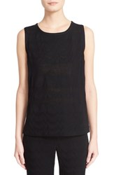 Women's Missoni Knit Wool Shell