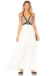 Glamorous Maxi Dress Cream