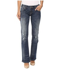 Rock And Roll Cowgirl Low Rise Bootcut In Medium Vintage W0 8463 Medium Vintage Women's Jeans Blue