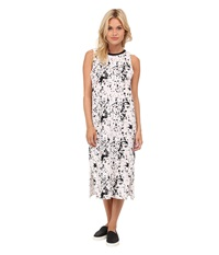 Vans Penelope Muscle Midi Dress White Sand Women's Dress