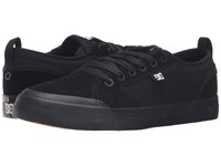 Dc Evan Smith Black Black Gum Men's Skate Shoes