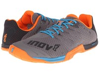 Inov 8 F Lite 235 Grey Blue Orange Men's Running Shoes Multi