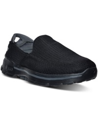 Skechers Men's Gowalk 3 Ew Walking Sneakers From Finish Line Black Black