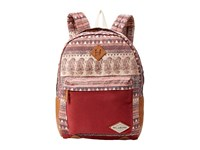 Billabong Hidden Trek Backpack Mystic Moon Backpack Bags Red