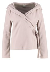 Cream Vanessa Fleece Warm Taupe