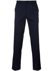 Paul Smith Ps By Classic Chinos Blue