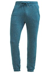 Fairplay Everett Tracksuit Bottoms Teal Turquoise