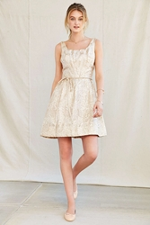 Urban Renewal Vintage Brocade Pocket Party Dress Assorted