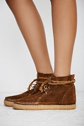Laid Back London Womens Argo Lace Up Boot