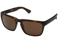 Electric Eyewear Knoxville Matte Tort Melanin Bronze Sport Sunglasses Brown