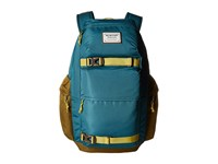 Burton Kilo Pack Dark Tide Twill Backpack Bags Blue
