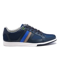 Hugo Boss Green Men's Metro Trainers Dark Blue