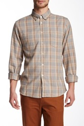 Creep By Hiroshi Awai Flannel Plaid Shirt Multi