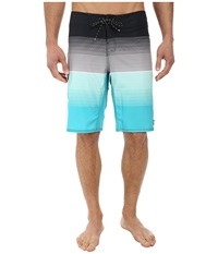 Reef Mission Boardshorts Black Men's Swimwear