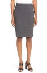 Boss Women's Vimena Stretch Wool Pencil Skirt