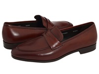 Mezlan Bradley Ii Cognac Men's Slip On Dress Shoes Tan