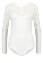 Evenandodd Long Sleeved Top Off White Off White